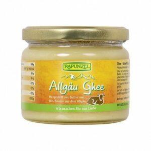 Mantequilla clarificada allau ghee Rapunzel 250 g