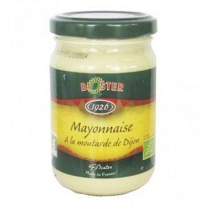Mayonesa estilo francés Bioster 180 g