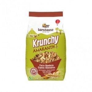 Muesli Krunchy amaranto espelta Barnhouse 375 g