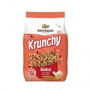 Muesli Krunchy espelta Barnhouse 600 g