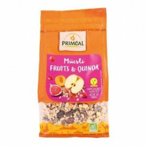 Muesli frutas quinoa Priméal 350 g