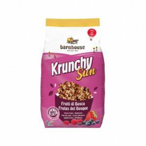 Muesli krunchy Sun frutos del bosque Barnhouse 375 g