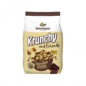 Muesli krunchy & friends chocolate Barnhouse 500 g