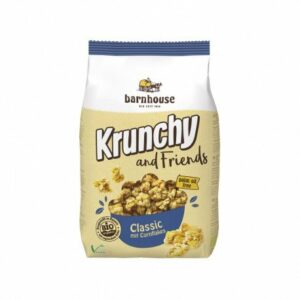 Muesli krunchy & friends clásico Barnhouse 500 g