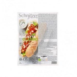 Pan baguette clásico sin gluten Schnitzer 360 g