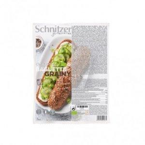 Pan baguette semillas Grainy sin gluten Schnitzer 360 g