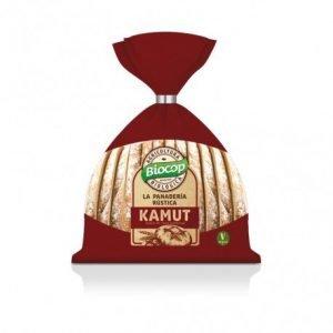 Pan rústico blando de Kamut Biocop 350 gr.
