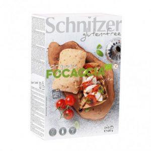 Panecillo focaccia sin gluten Schnitzer 220g