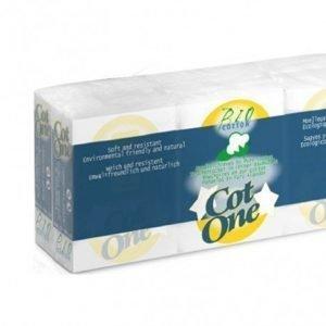 Pañuelo algodón Bio Cot-One 6 paq. de 8 unidades
