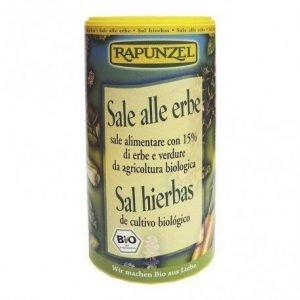 Sal de hierbas Rapunzel 125 g