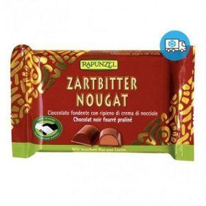 Snack de chocolate negro trufa Rapunzel 100 g