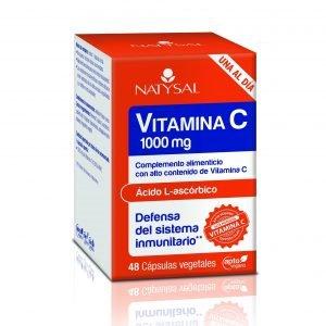 VITAMINA C 1.000 mg.