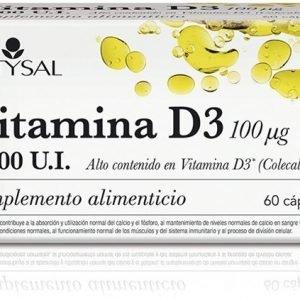 VITAMINA D3  4.000 U.I. (Colecalciferol)