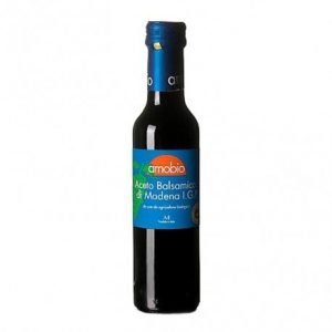 Vinagre balsámico de Módena Amobio 250 ml