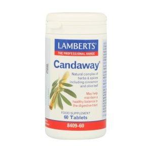 Candaway®. Complejo Natural de extractos de Plantas y Especias