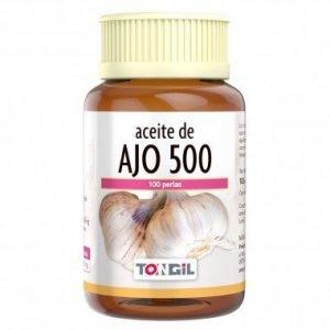 ACEITE DE AJO 500 (100 PERLAS)