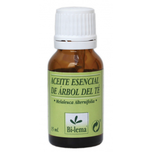 ACEITE DE ARBOL DE TE – 15 ml. – Bilema