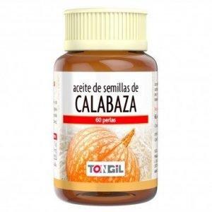 ACEITE DE SEMILLA DE CALABAZA (60 PERLAS)