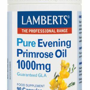 Aceite de Prímula u Onagra Puro 1000 mg con Vitamina E
