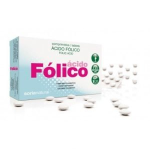ACIDO FOLICO (200 mgrs. x 48 RETARD)