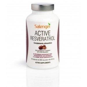 Active Resveratrol (60 Cápsulas)