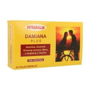 Damiana Plus – 20 viales