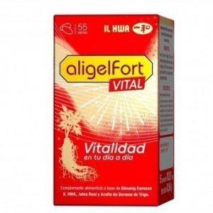 ALIGEL FORT VITAL (55 PERLAS)