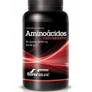 AMINOACIDO CRECIMIENTO (90 x 605 mg.)