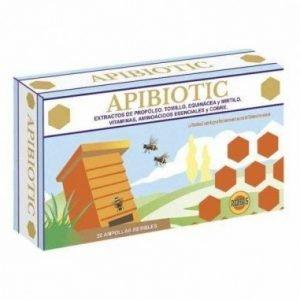 Apibiotic (20 Ampollas)