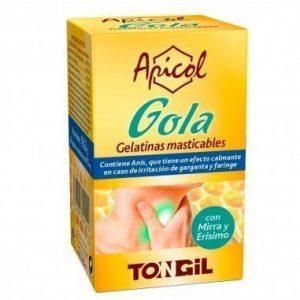 APICOL GOLA GELATINAS MASTICABLES