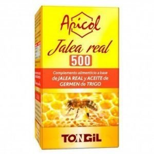 APICOL JALEA REAL 500 (60 PERLAS)