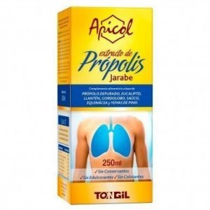 APICOL JARABE EXTRACTO DE PROPOLIS (250 ML)