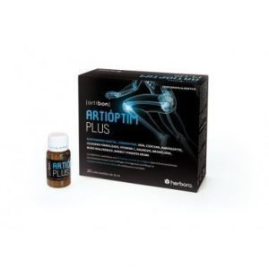 Artioptim Plus (20 Viales 10 Ml)