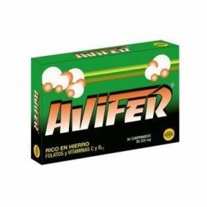 Avifer (30 Comprimidos)