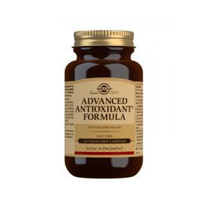 Fórmula Antioxidante Avanzada – (120 Cápsulas Vegetales)