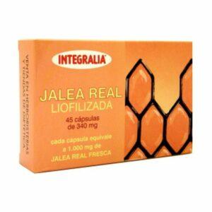 Jalea Real Liofilizada – 45 cáps.