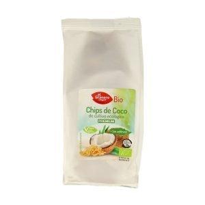 Chips de coco Bio – 125 gr. – El Granero Integral