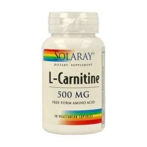L-Carnitine – 30 cáps. vegt.