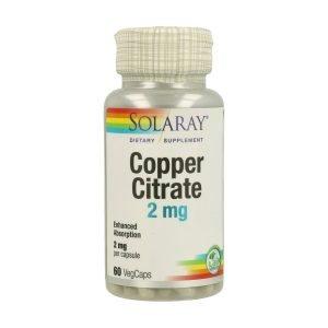 Citrate Copper