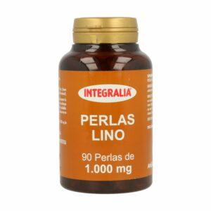 Aceite de Semillas de Lino – 90 perlas