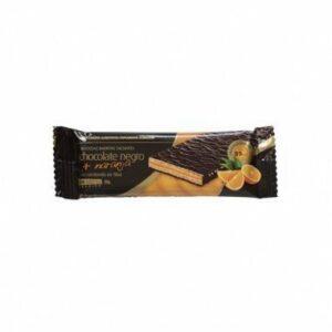 Barrita Saciante Chocolate Negro y Naranja (20 Gr)