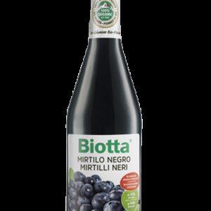 Biotta Mirtilo Negro – 500 ml.