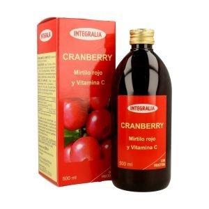 Cranberry Jarabe