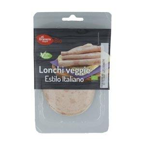 Lonchas veganas estilo italiano Bio – 100 gr.