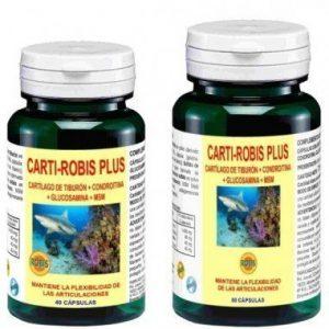 Carti-Robis Plus Pack Ahorro (40/80 Cápsulas)