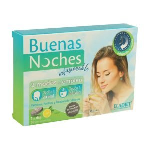 BUENAS NOCHES INFUSIONABLE – Eladiet
