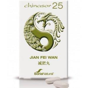 CHINASOR 25 – JIAN FEI WAN