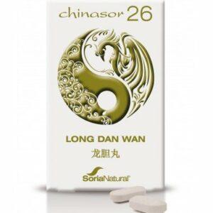 CHINASOR 26 – LONG DAN WAN