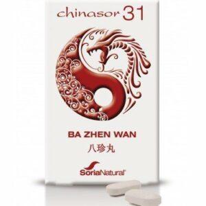 CHINASOR 31 – BA ZHEN WAN