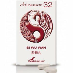 CHINASOR 32 – SI WU WAN
